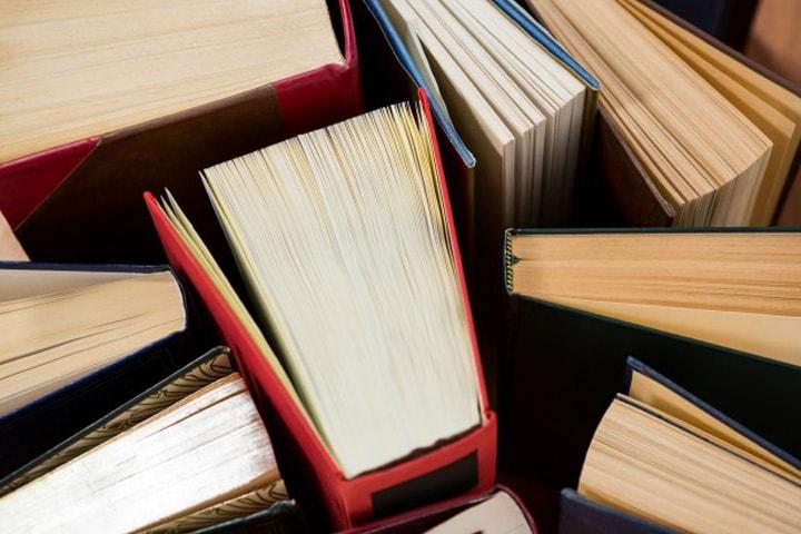 сдать старые книги