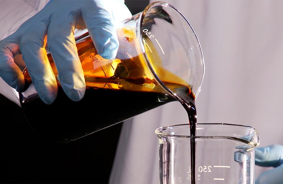 Прием отработанного машинного и промышленного масла